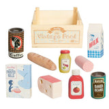 Wooden Food Crate