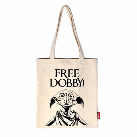 HARRY POTTER DOBBY FABRIC SHOPPER