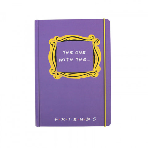 FRIENDS THE ONE WITH THE.. A5 NOTEBOOK