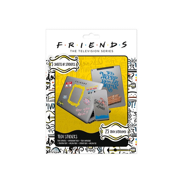 Friends Tech Stickers