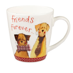 FRIENDS FOREVER CHINA MUG