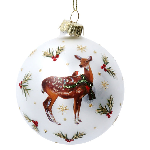 Woodland Deer Ball