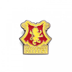 HARRY POTTER GRYFFINDOR PREFECT PIN BADGE