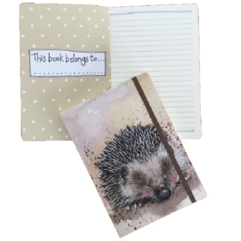 HEDGEHOG NOTE BOOK