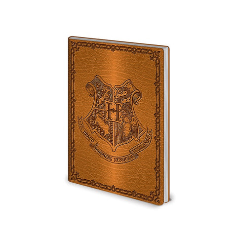 HARRY POTTER HOGWARTS FLEXI COVER NOTEBOOK