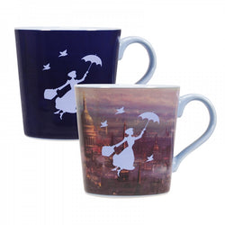 MARY POPPINS LONDON HEAT CHANGING MUG