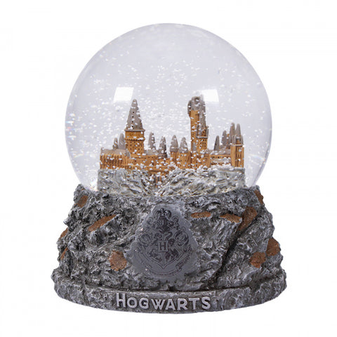 HARRY POTTER HOGWARTS CASTLE SNOWGLOBE