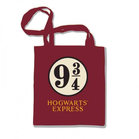 Harry Potter Platform 9 3/4 Fabric Shopper