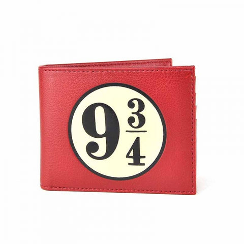 HARRY POTTER PLATFORM 9 & 3/4 BOXED WALLET