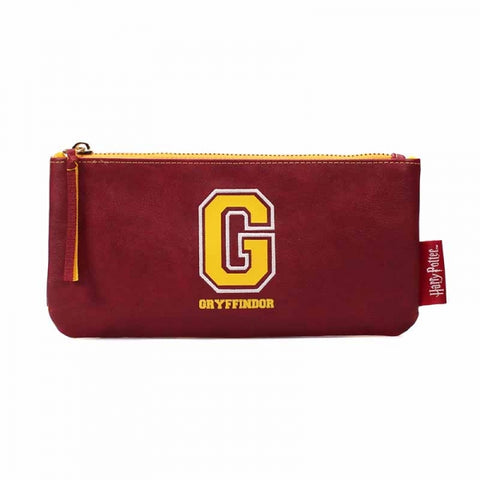 HARRY POTTER G FOR GRYFFINDOR PENCIL CASE