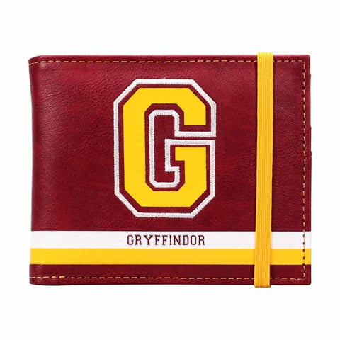 HARRY POTTER G IS FOR GRYFFINDOR WALLET