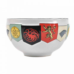 GAME OF THRONES BANNER SIGILS BOWL