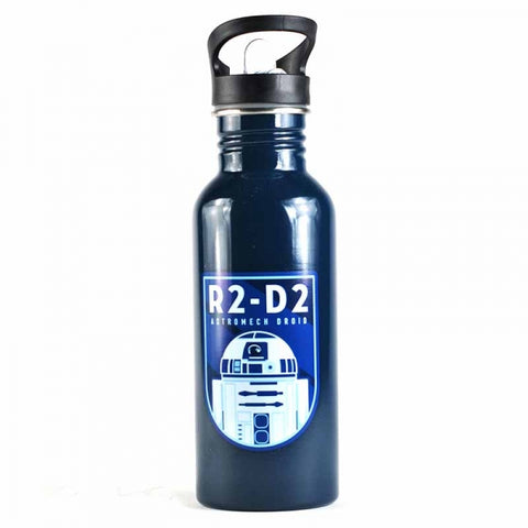 STAR WARS R2 D2 WATER BOTTLE