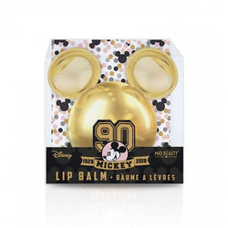 MICKEY MOUSE 90th BIRTHDAY GOLD LIP BALM