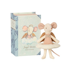 ANGEL MOUSE IN BOOK BIG SISTER