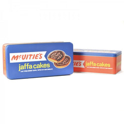 McVITIES JAFFA CAKES TIN