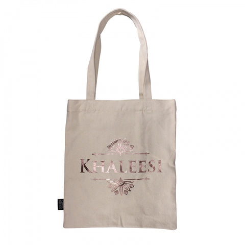 GAME OF THRONES KHALESSI COTTON SHOPPER