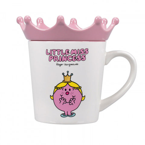 LITTLE MISS PRINCESS SHAPED MUG
