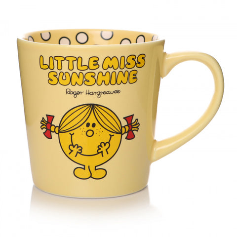 LITTLE MISS SUNSHINE TAPERED MUG