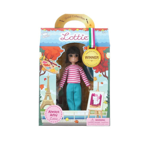 LOTTIE DOLL ALWAYS ARTSY