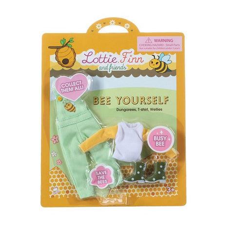 LOTTIE  BEE YOURSELF OUTFIT SET