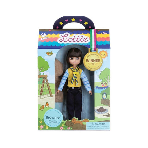 LOTTIE DOLL BROWNIE