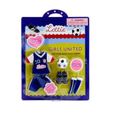 LOTTIE GIRLS UNITED OUTFIT SET