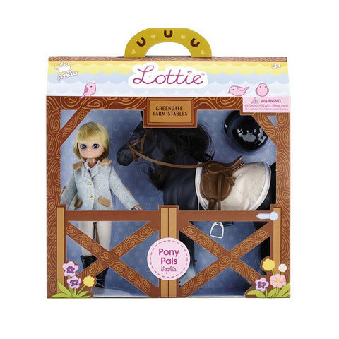 LOTTIE PONY PALS DOLL