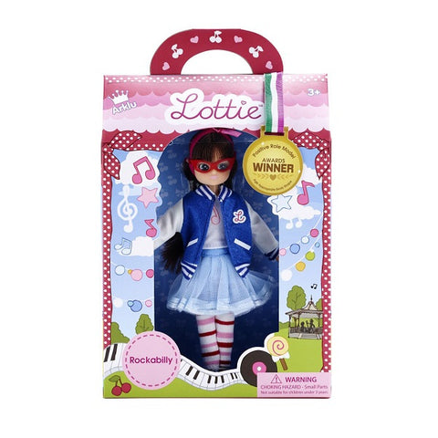 LOTTIE DOLL ROCKABILLY