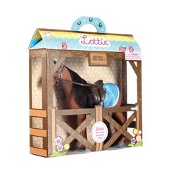 LOTTIE DOLLS 'SIRIUS' THE WELSH MOUNTAIN PONY