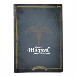 HARRY POTTER MAGICAL CREATURES LARGE NOTEBOOK