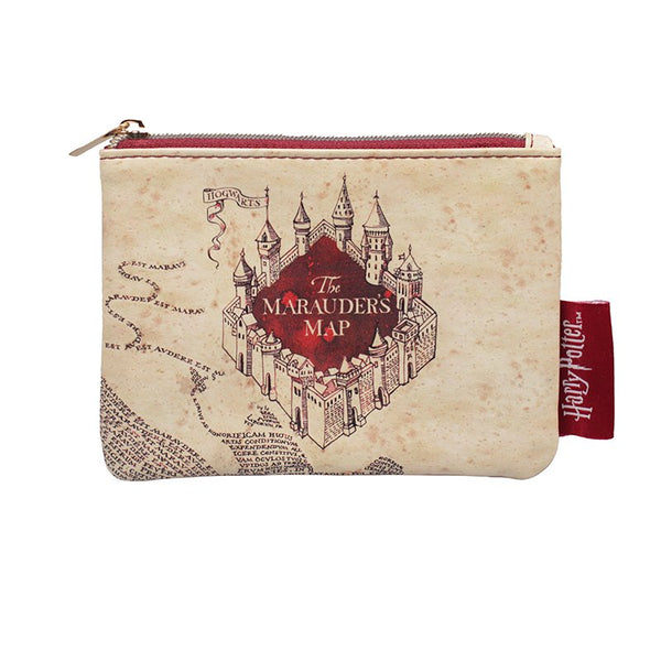 MARAUDERS MAP COIN PURSE