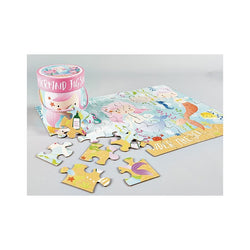 MERMAID GIANT 48 PIECE JIGSAW