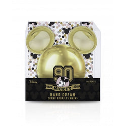 MICKEY MOUSE 90TH BIRTHDAY GOLD HAND CREAM