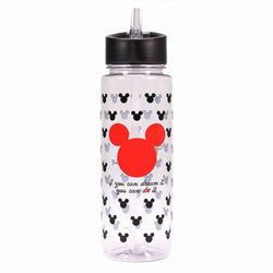 MICKEY MOUSE WATER BOTTLE - IF YOU CAN DREAM IT