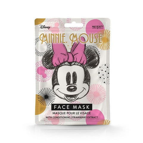 MINNIE MOUSE CONDITIONING FACE MASK