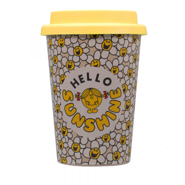 LITTLE MISS SUNSHINE HUSKUP TRAVEL MUG