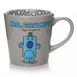 MR GRUMPY TAPERED MUG