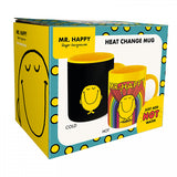 MR HAPPY HEAT CHANGING MUG