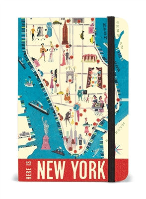 NEW YORK NOTE BOOK