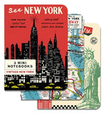 NEW YORK NOTEBOOKS - SET OF 3