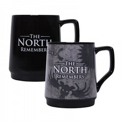 GAME OF THRONES THE NORTH REMEMBERS HEAT CHANGING MUG