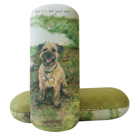 NOT JUST MUD GLASSES CASE