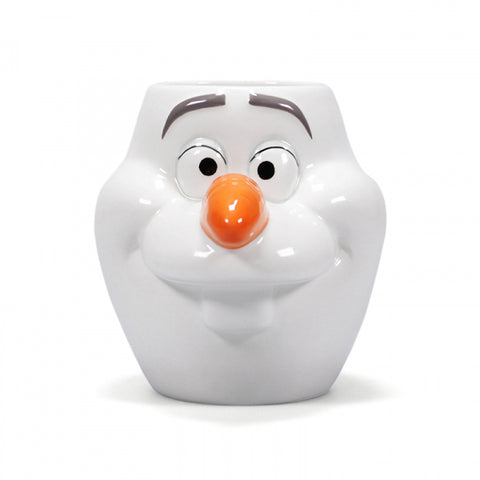 FROZEN OLAF SHAPED MUG