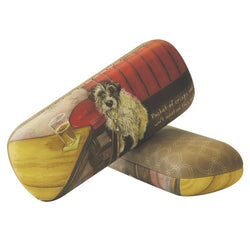 SCRUFFY MUTT GLASSES CASE