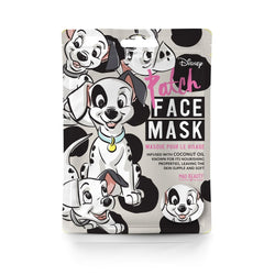 101 Dalmatian 'Patch' face mask