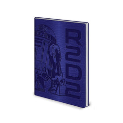 STAR WARS R2 D2 FLEXI COVER NOTEBOOK