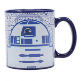 STAR WARS R2 D2 HEAT CHANGING MUG