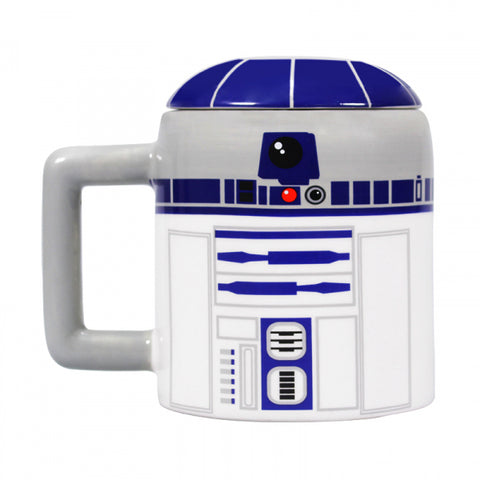 STAR WARS R2D2 SHAPED MUG