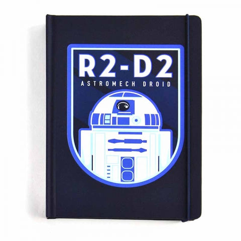 STAR WARS ' R2 D2' A5 NOTEBOOK